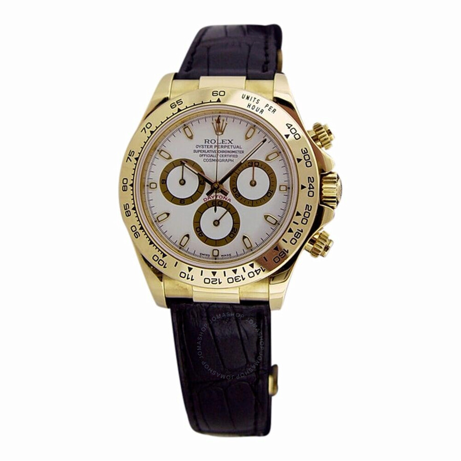 Pre Owned Rolex Cosmograph Daytona Chronograph Automatic Chronometer