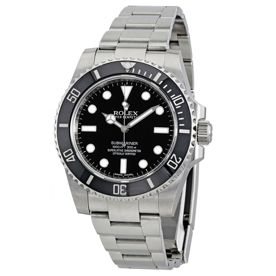5b80f4066bc Pre-owned Rolex Submariner Automatic Black Dial Men's Watch 114060 ...