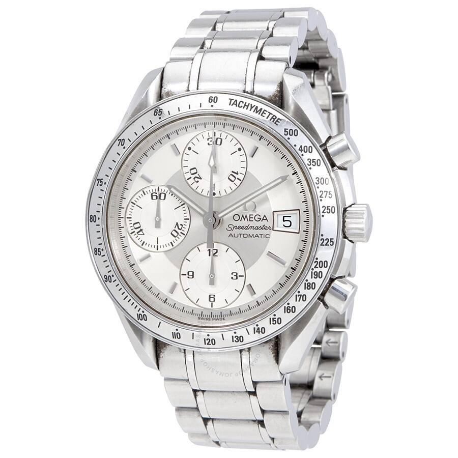 a152432791b6 Pre-owned Omega Speedmaster Date Chronograph Men s Watch 3513.30 ...