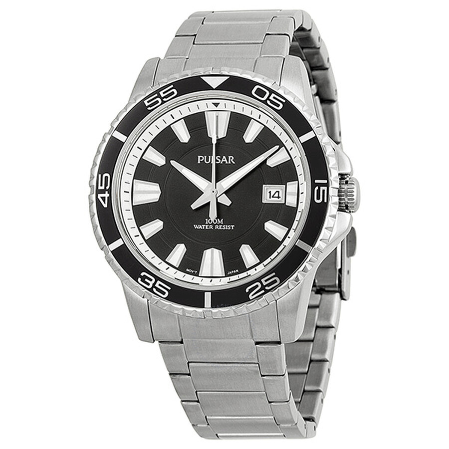 Black Men S Watches Brand