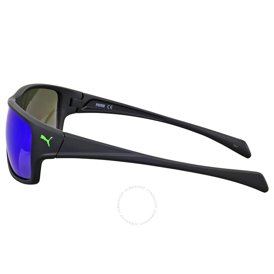 4d79aa42ec89 Puma Black Square Sunglasses - Puma - Sunglasses - Jomashop