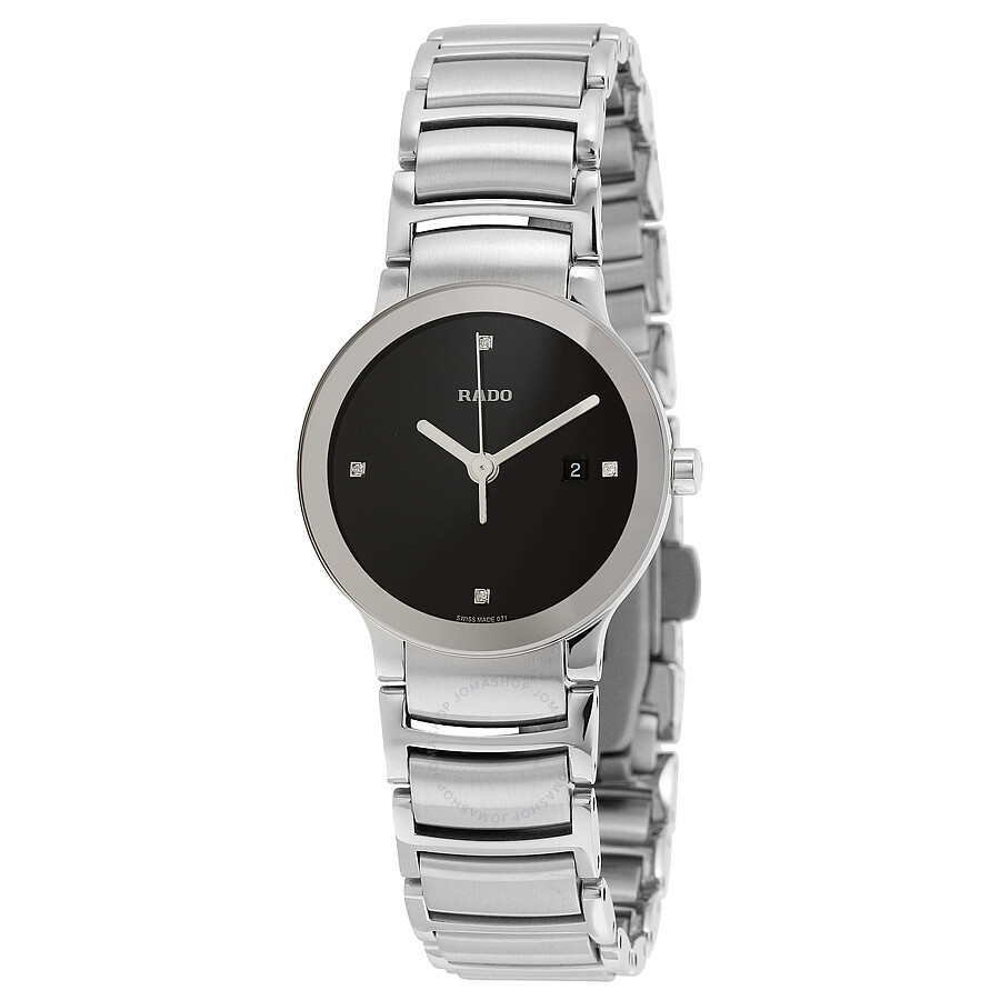 Centrix Jubile Black Dial Ladies Watch R30928713