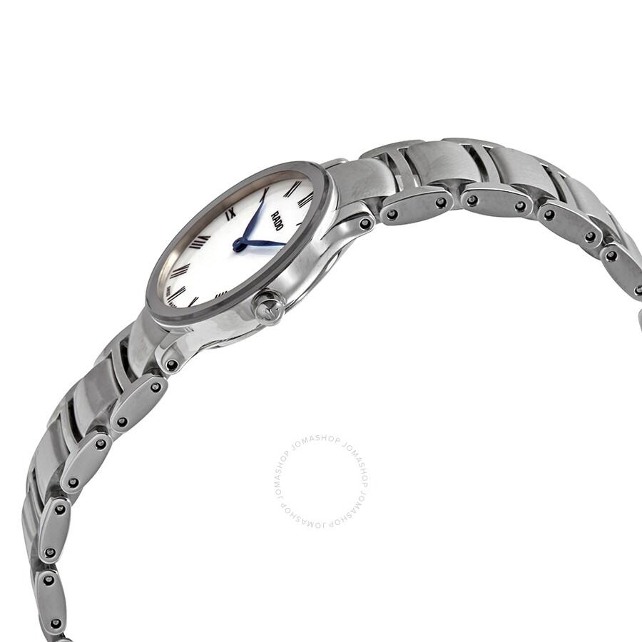 Centrix Quartz White Dial Ladies Watch R30185013