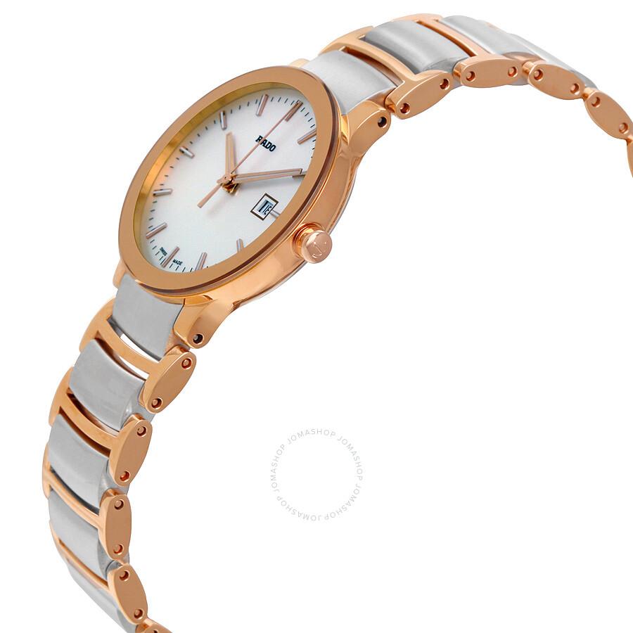 Centrix Silver Dial Ladies Watch R30555103