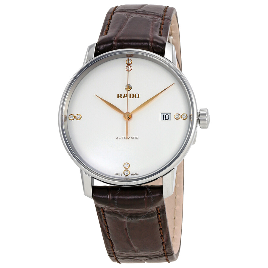 44115375a05 Rado Coupole Classic Automatic White Dial Men s Watch R22860725 ...
