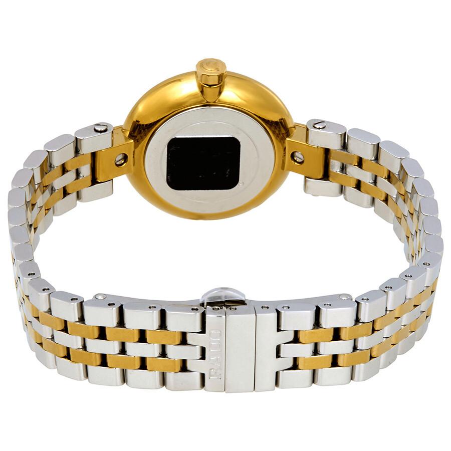 6c0faff59b9c Rado Coupole Mother of Pearl Diamond Dial Ladies Watch R22887929 ...