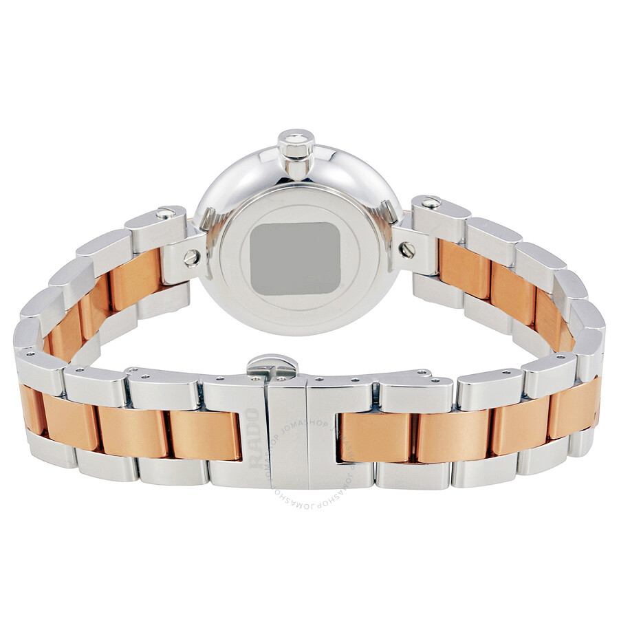 3a754f898914 Rado Coupolse Mother of Pearl Diamond Dial Ladies Watch R22854913 ...