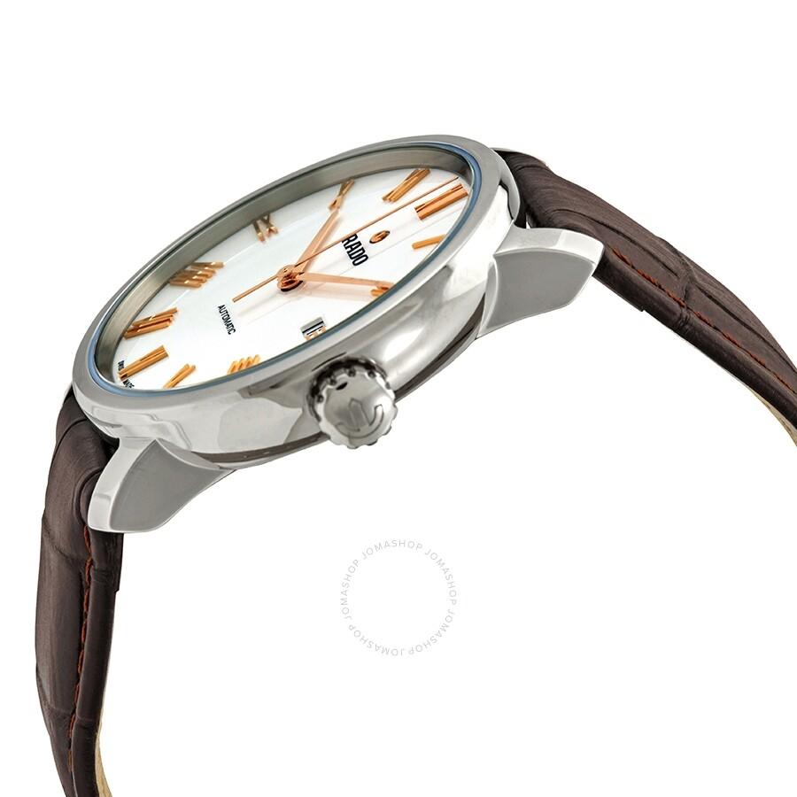 f16c68350 ... Rado DiaMaster XL White Dial Automatic Men's Watch R14077126 ...