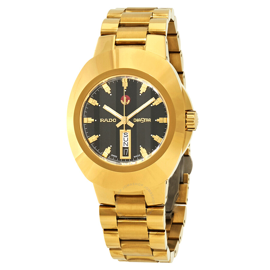 5f7962b5b Rado New Original Automatic Black Dial Men's Watch R12999153 ...