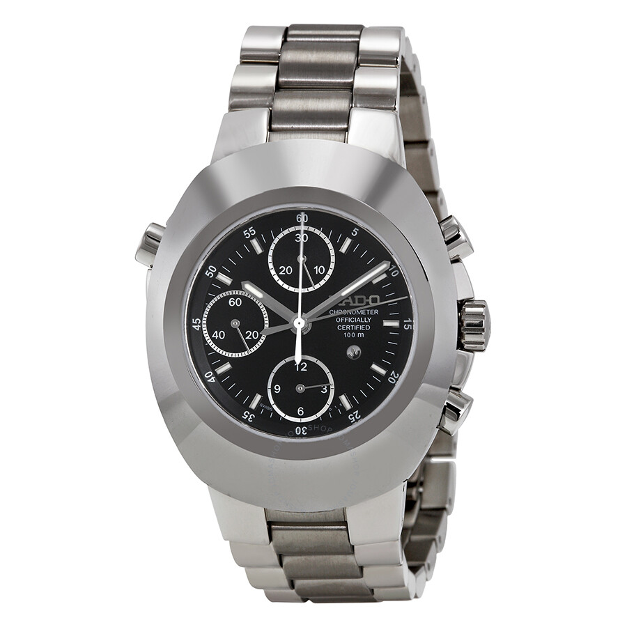 Rado Original Chronograph Rattrapante Men S Watch