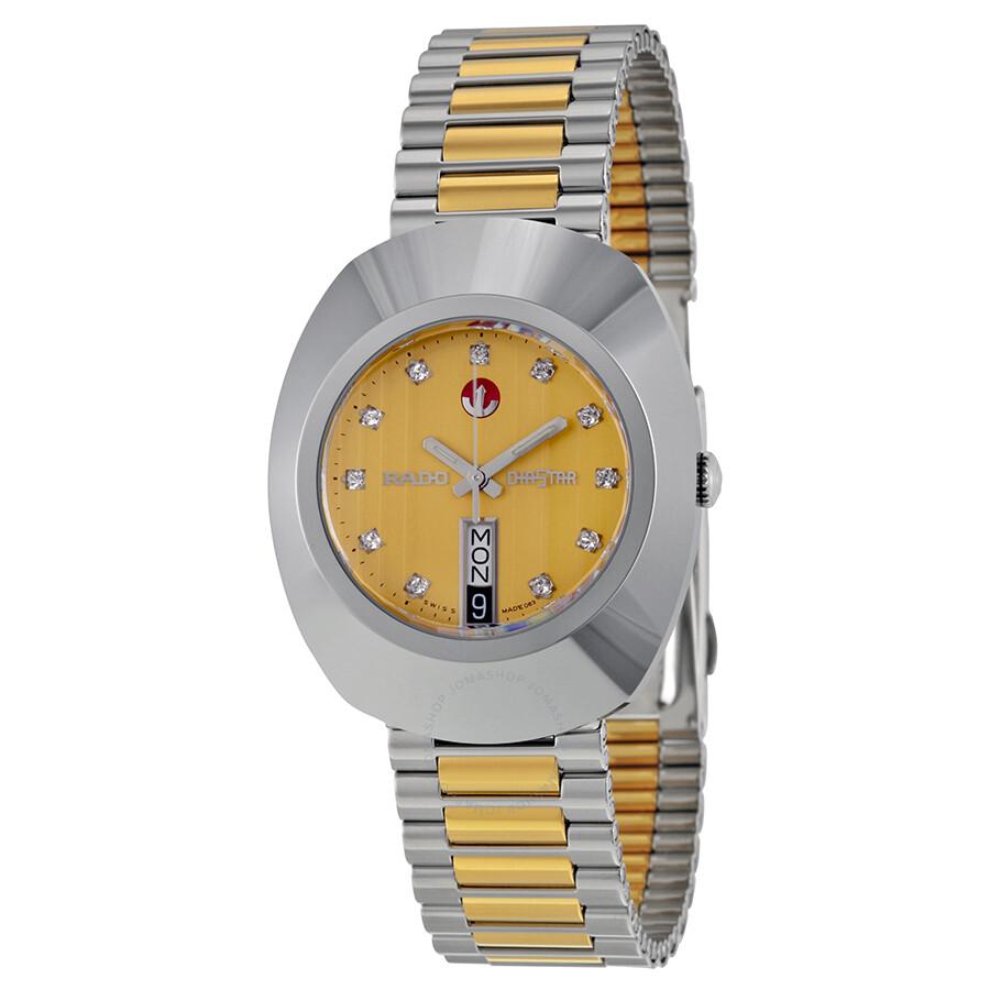Rado Original Diastar Jubile Men's Watch R12408633 by Rado