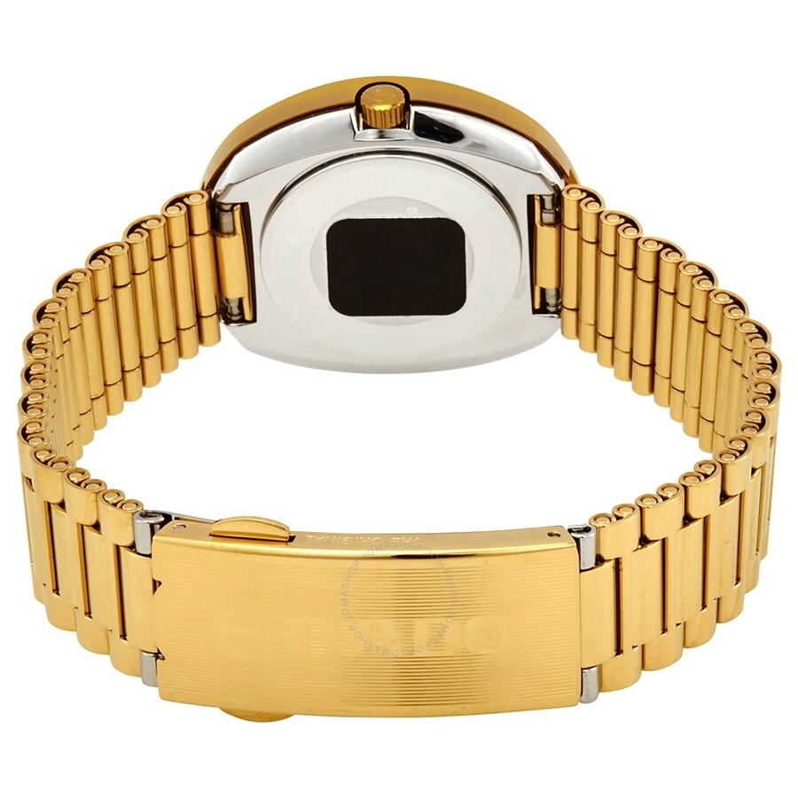 The Original Quartz Black Dial Ladies Watch R12306313