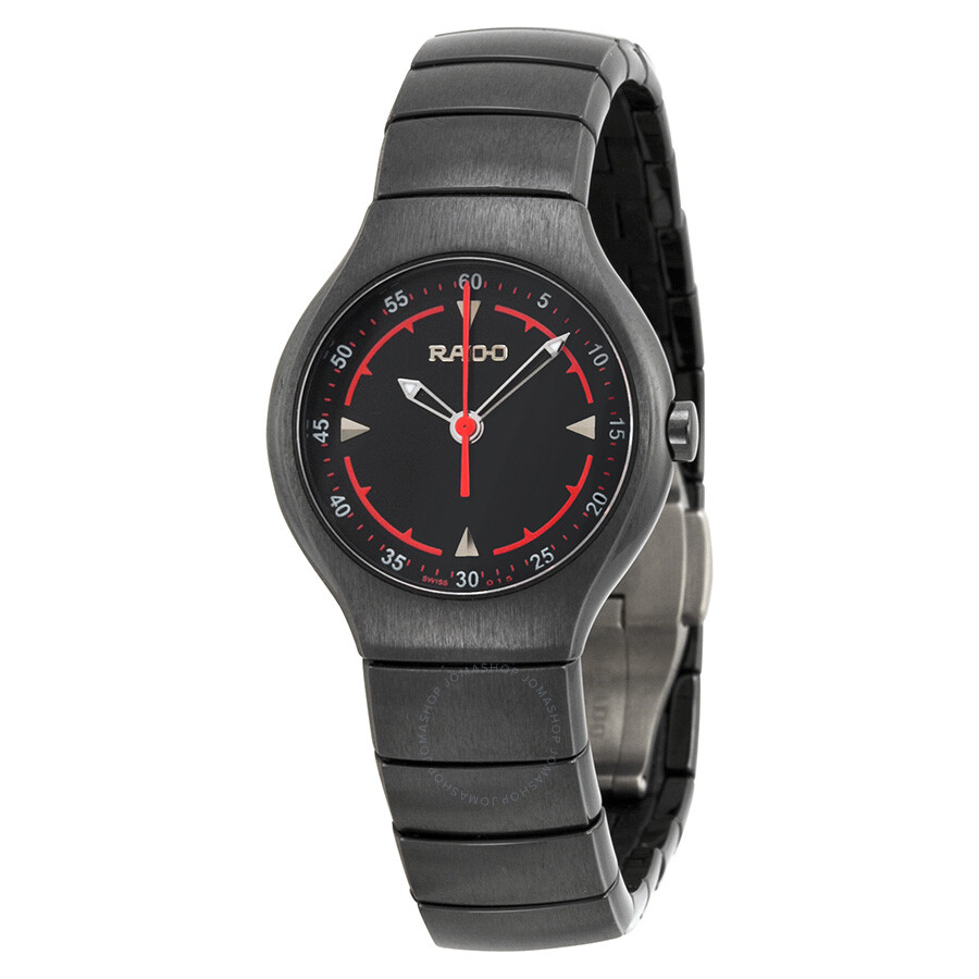 Black Rado Watch