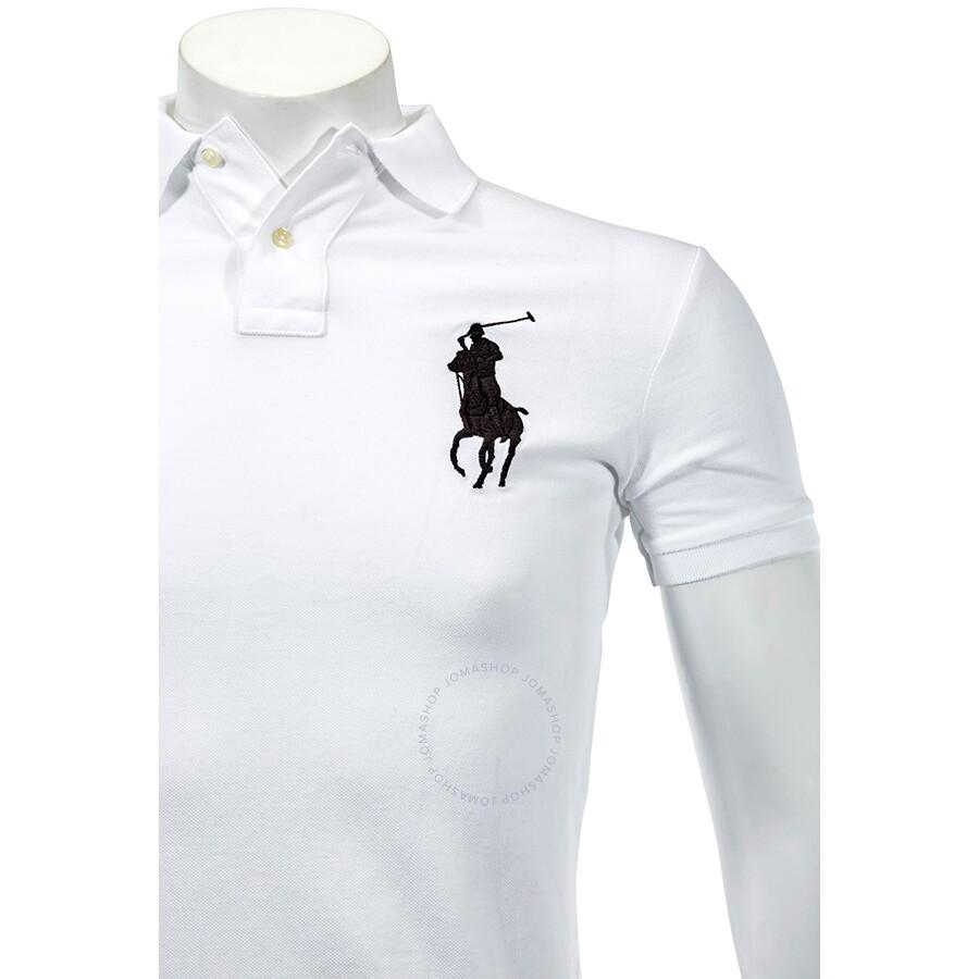 1035ce84 Ralph Lauren White Polo Shirt- Size S - Apparel - Fashion & Apparel ...