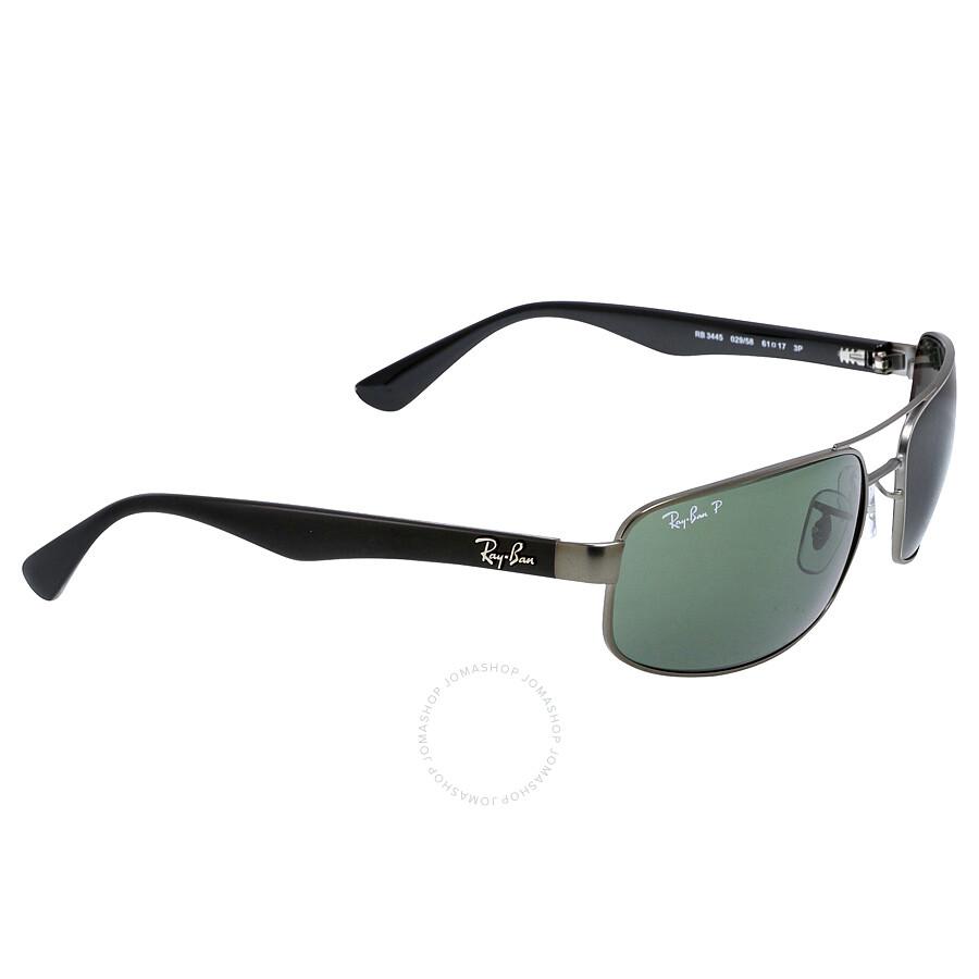 Ray-ban Rb3427 Metal Sunglasses 58 Mm Polarized   Louisiana Bucket ... 6570395fc7