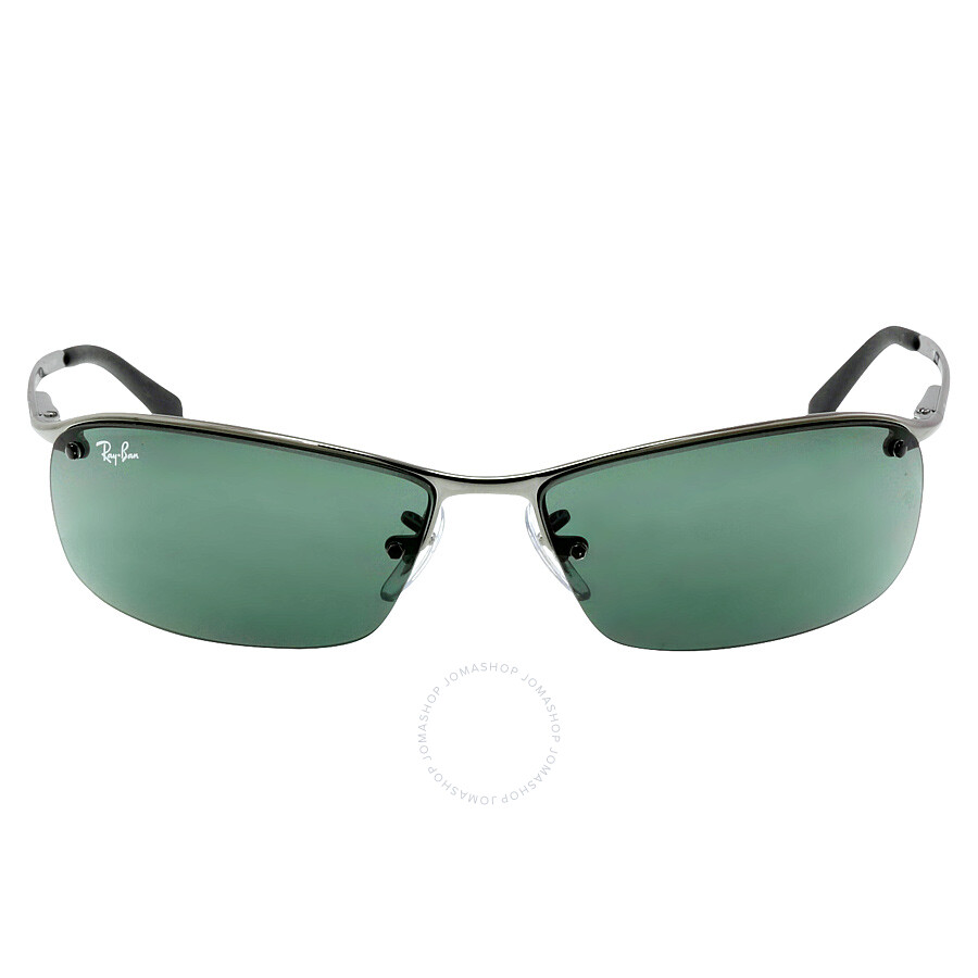 e9538a1fcf7 Ray-Ban 63 mm Sunglasses - Gunmetal Green Classic - Active - Ray-Ban ...