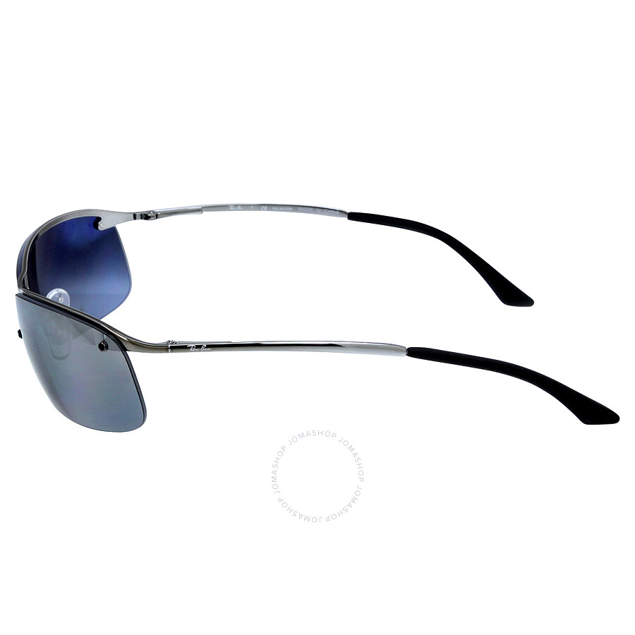 Ray Ban Rb3183 Silver   Louisiana Bucket Brigade bd401b0b0fb4