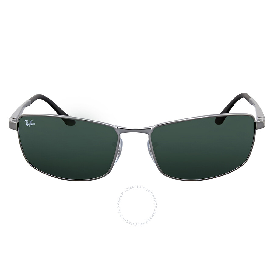 430200a789 Ray Ban Active Green Classic Sunglasses RB3498 004 71 61 - Active ...