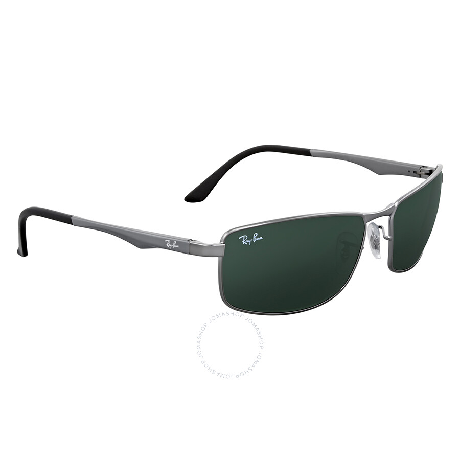 e955a5d355774 Ray Ban Active Green Classic Sunglasses RB3498 004 71 61 - Active ...