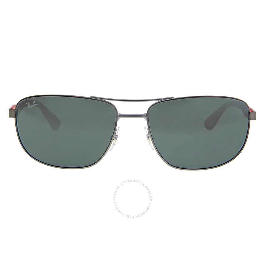 Ray ban active grey gradient mirror sunglasses rb3528 029 for Mirror sunglasses