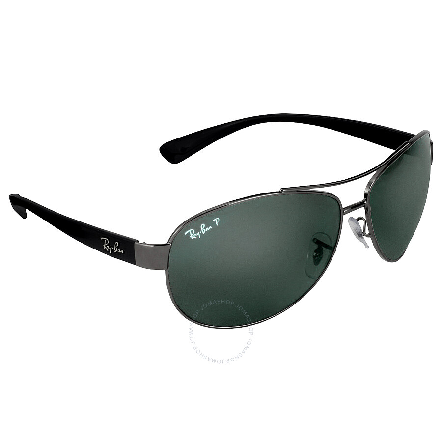 e47b96fcbe Ray-Ban Active Polarized Green Sunglasses - Active - Ray-Ban ...