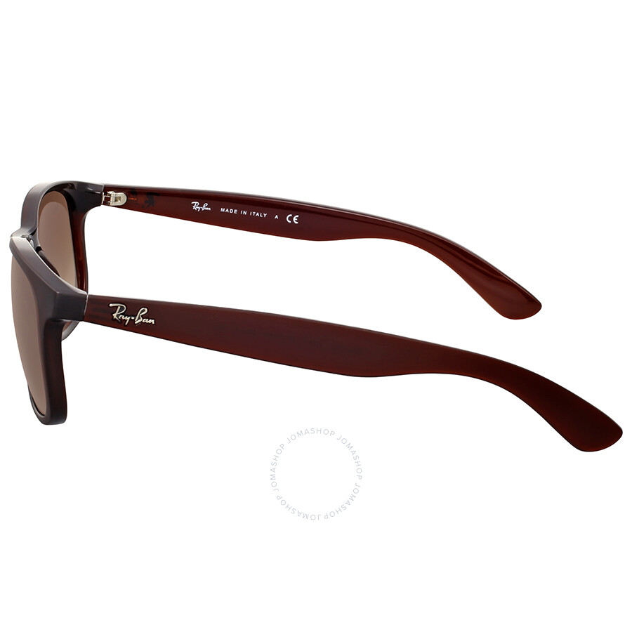 fac1b75a4bf73 Ray-Ban Andy Brown Gradient Sunglasses - Andy - Ray-Ban - Sunglasses ...