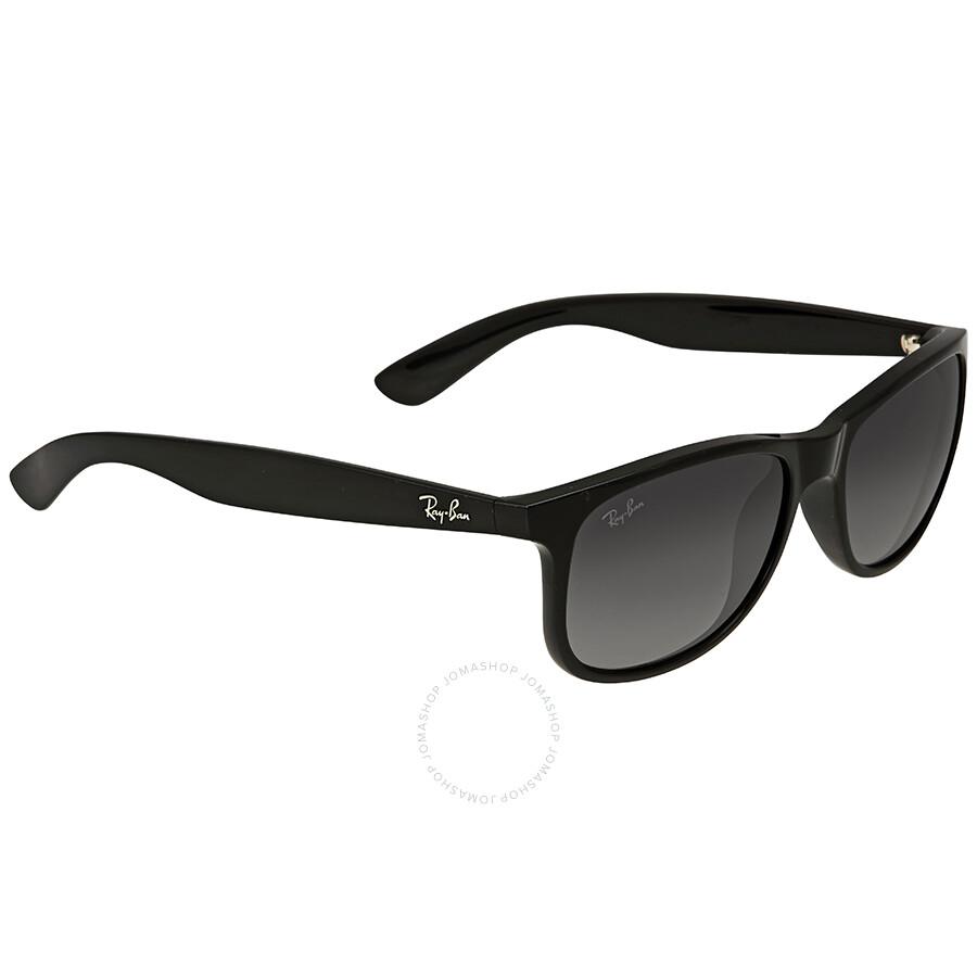c86bbdad7a26 Ray-Ban Andy Grey Gradient Sunglasses RB4202 601 8G 55 - Ray-Ban ...