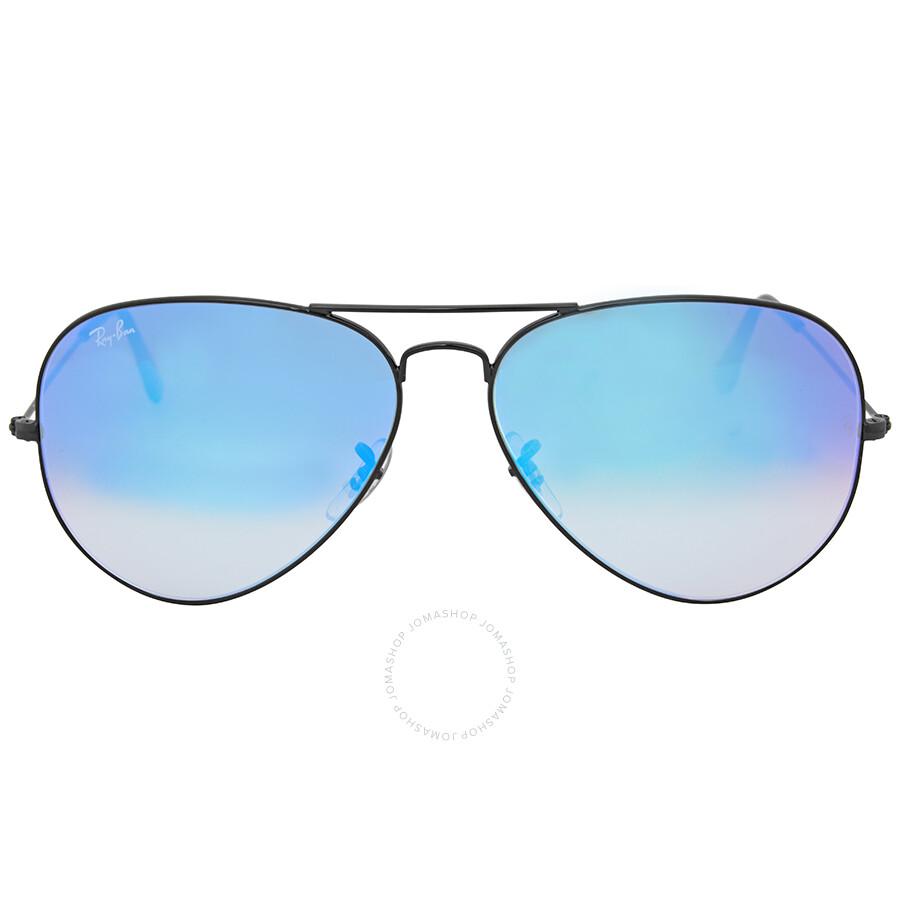 aviator ray ban Blue