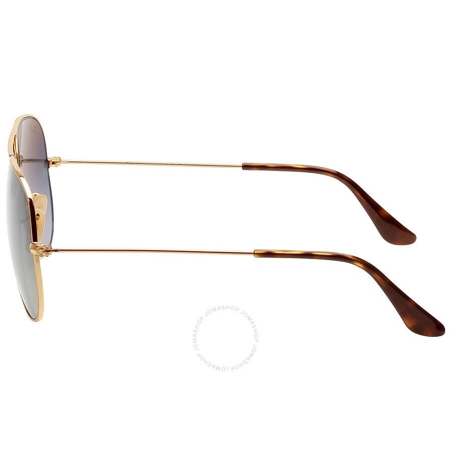 9fbb2f9c02 ... Ray-Ban Aviator Classic Grey Gradient 58 mm Sunglasses RB3025 181 71 58  ...