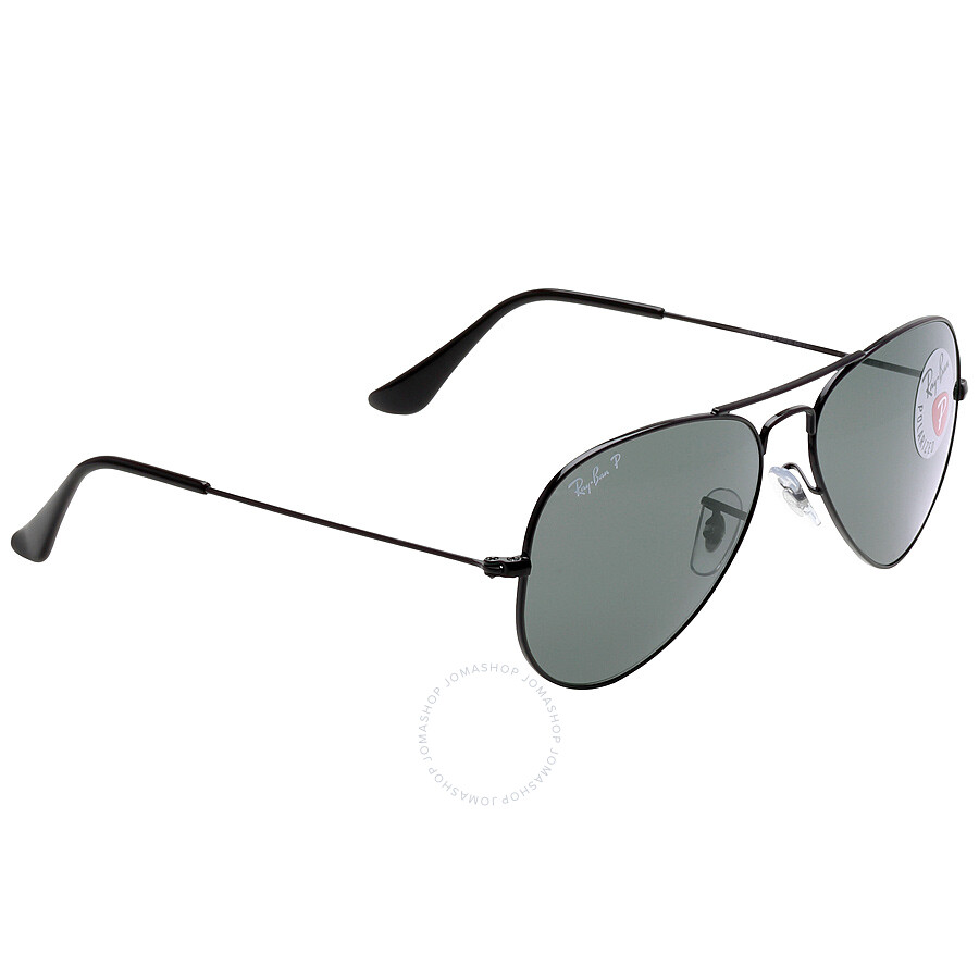 d1c6e9019cff15 ... Ray Ban Aviator Classic Polarized Green Classic G-15 Sunglasses RB3025  002 58 55