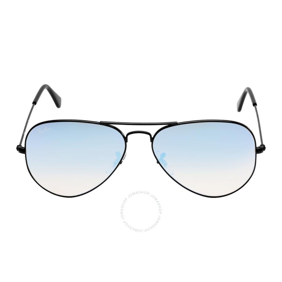 578b9b169 Ray Ban Aviator Flash Blue Gradient Flash Sunglasses RB3025 002/4O 58-14  Item No. RB3025 002/4O 58-14