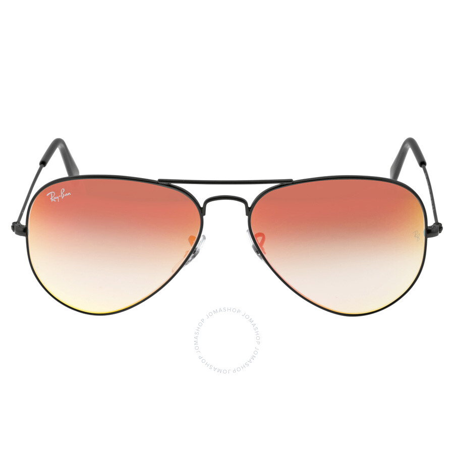 Ray Ban Ray-Ban Aviator Flash Lens Sunglasses