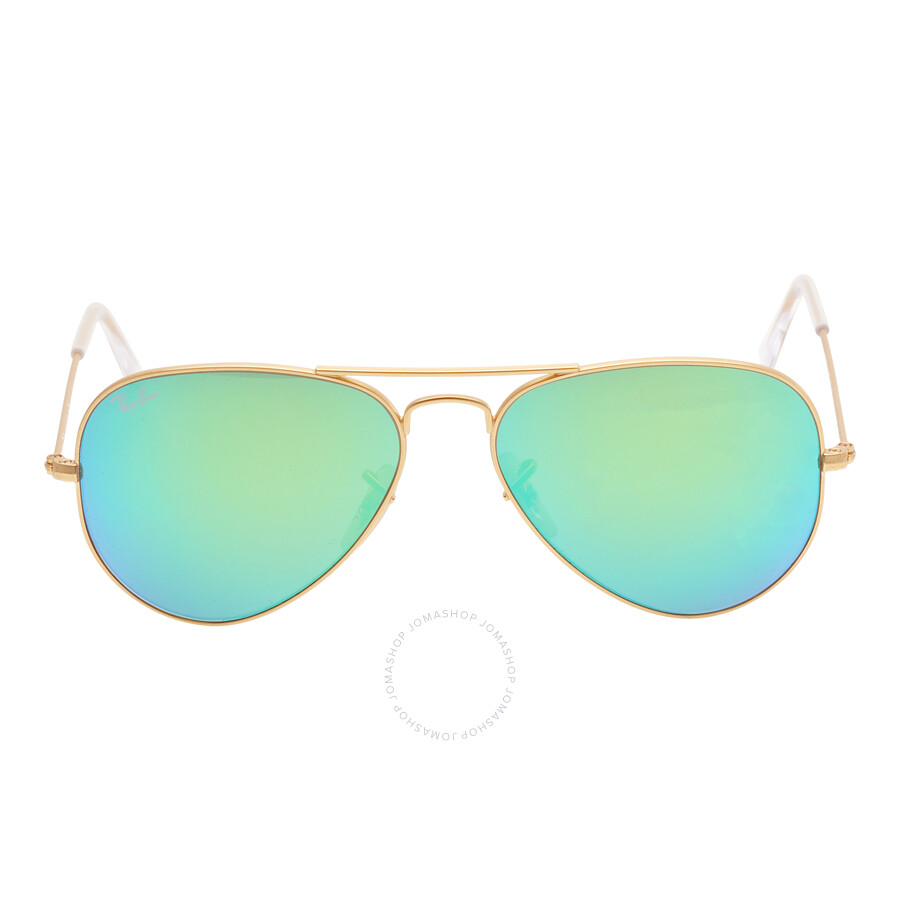 aviator navigator sunglasses  aviator green