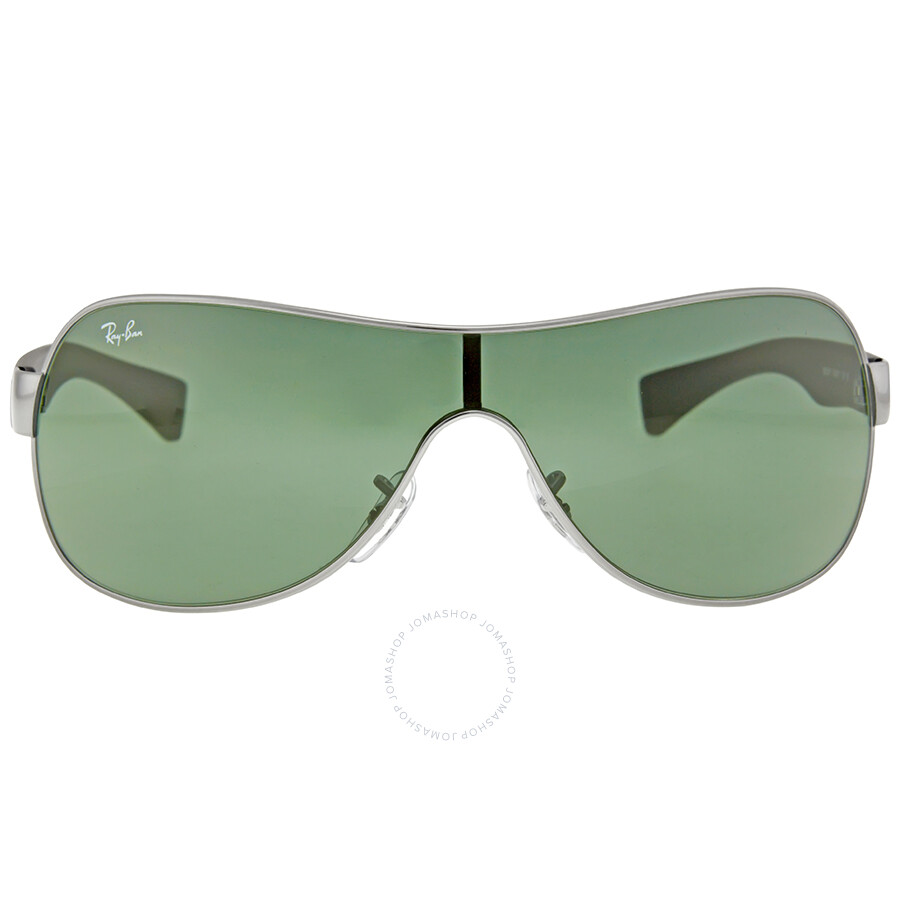 ac6dd07544 Ray Ban Aviator Green Sunglasses RB3471 004 71 32 - Aviator - Ray ...
