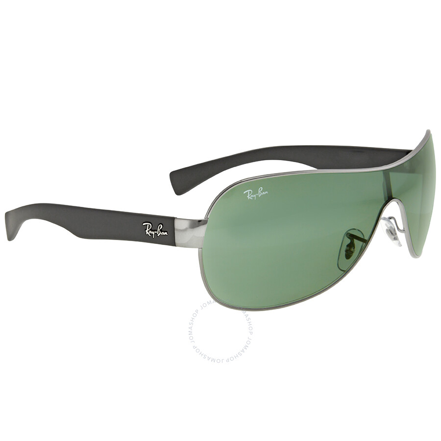 cf1fa6f8b6 Ray Ban Aviator Green Sunglasses RB3471 004 71 32 - Aviator - Ray ...