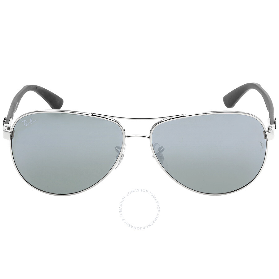 3d8776b47d550 Ray Ban Aviator Grey Mirror Sunglasses RB8313 003 40 58-13 - Ray-Ban ...