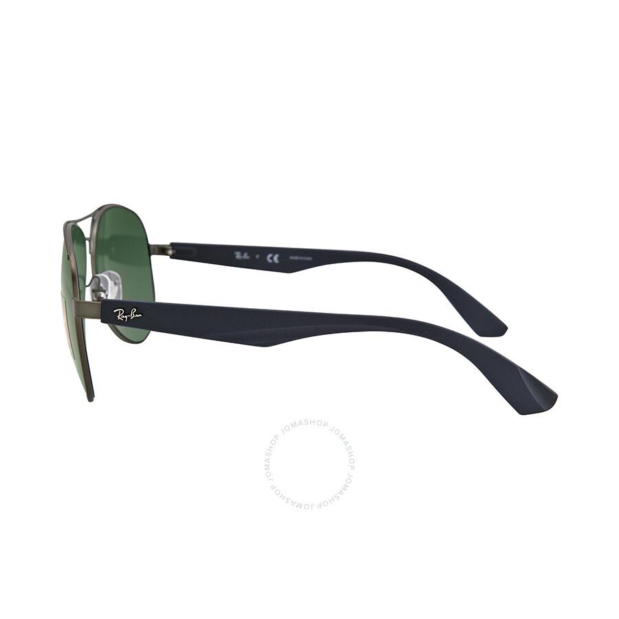 14215a8242 Ray-ban Highstreet Rb3523 59mm Aviator Mirror Sunglasses