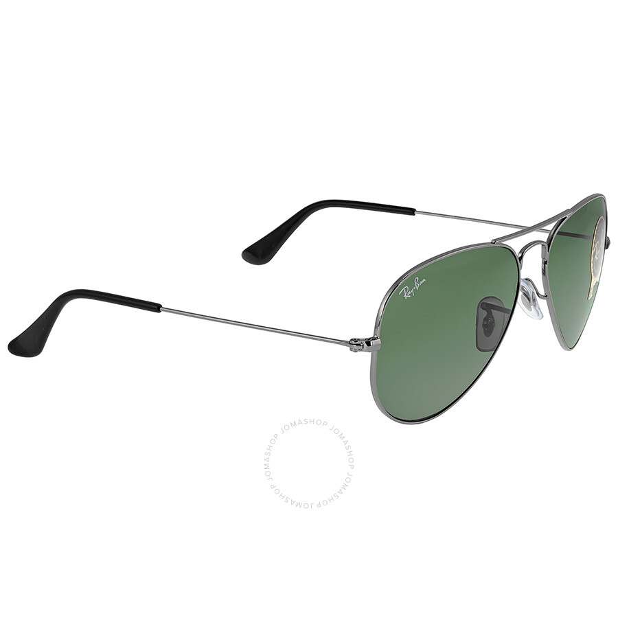 ray ban aviator metal sunglasses 3025 w3236 55 aviator ray ban sunglasses jomashop. Black Bedroom Furniture Sets. Home Design Ideas