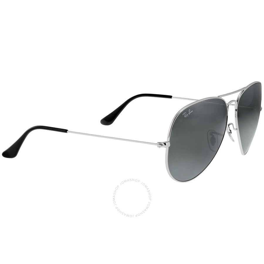 61ae38974d ... Ray-Ban Aviator Silver Mirror Lens Sunglasses RB3025-003-40-62 ...
