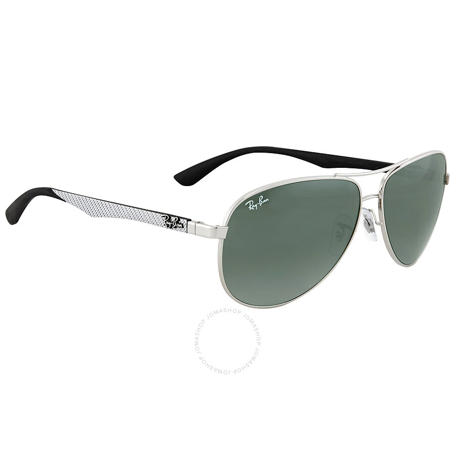 ray ban aviator silver mirror sunglasses rb8313 003 40 61 13 jomashop. Black Bedroom Furniture Sets. Home Design Ideas
