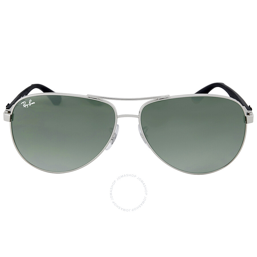 ray ban aviator silver mirror sunglasses rb8313 003 40 61 13 aviator ray ban sunglasses