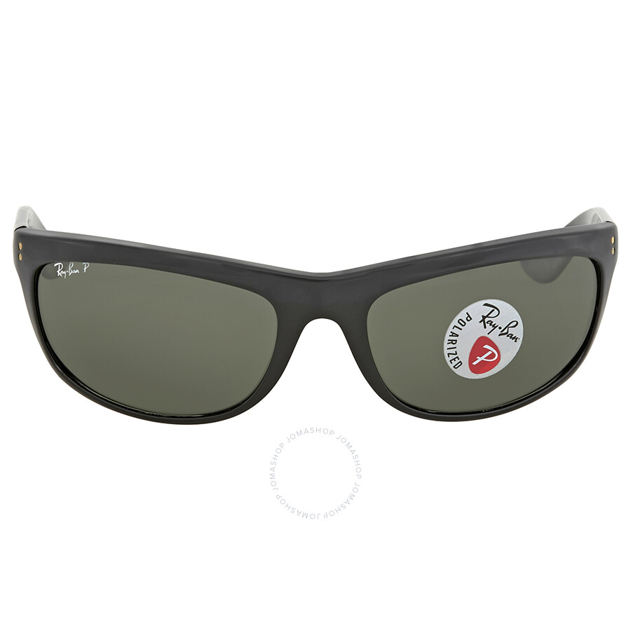 a3257ee7bc Ray Ban Balorama Green Classic G-15 Polarized Sunglasses RB4089 601 58 62  ...