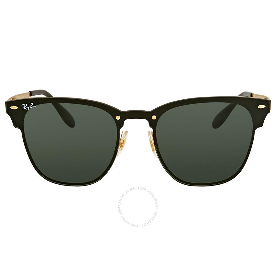 e51173095b6d2 Ray Ban Blaze Clubmaster Green Classic Sunglasses RB3576N 043 71 47 ...