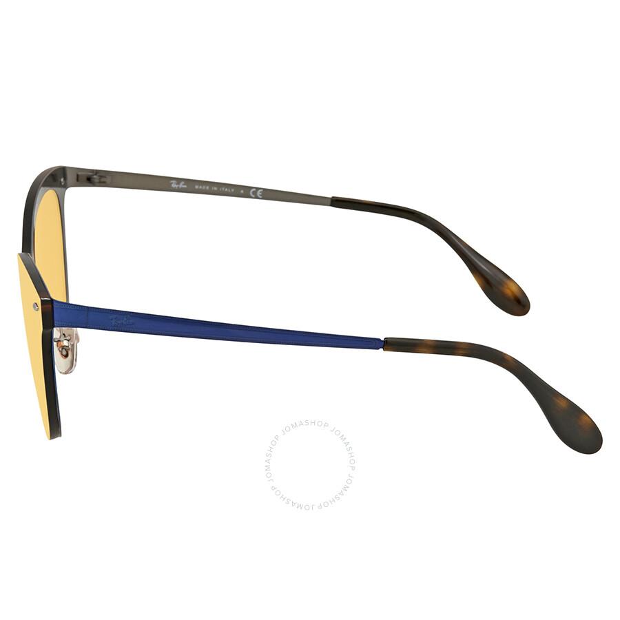 afbbf2492 Ray Ban Blaze Cat Eye Ladies Sunglasses RB3580N 90377J 01-43 - Ray ...