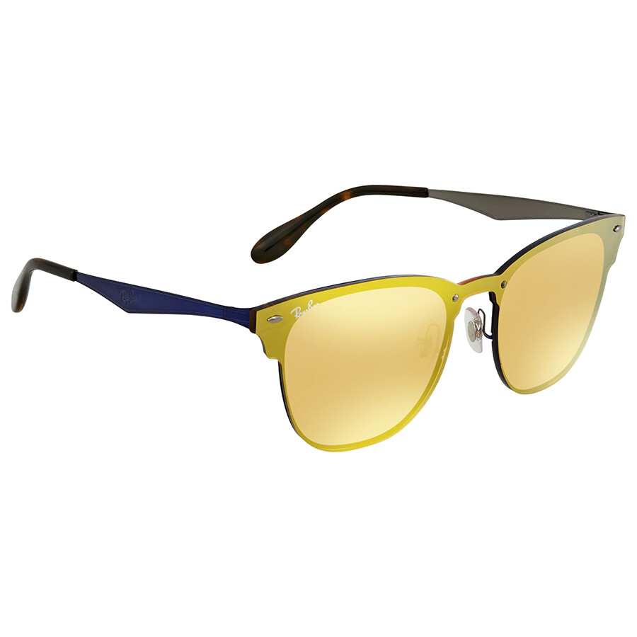 d42fde217308b Ray Ban Blaze Square Sunglasses RB3576N 90377J 47 - Square - Ray-Ban ...