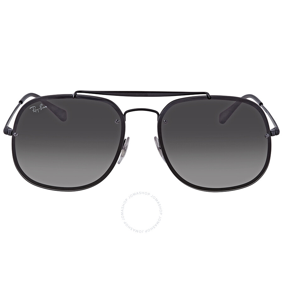 15bb02bbc2d ... Ray Ban Blaze General Grey Gradient Square Sunglasses RB3583N 153 11 58  ...