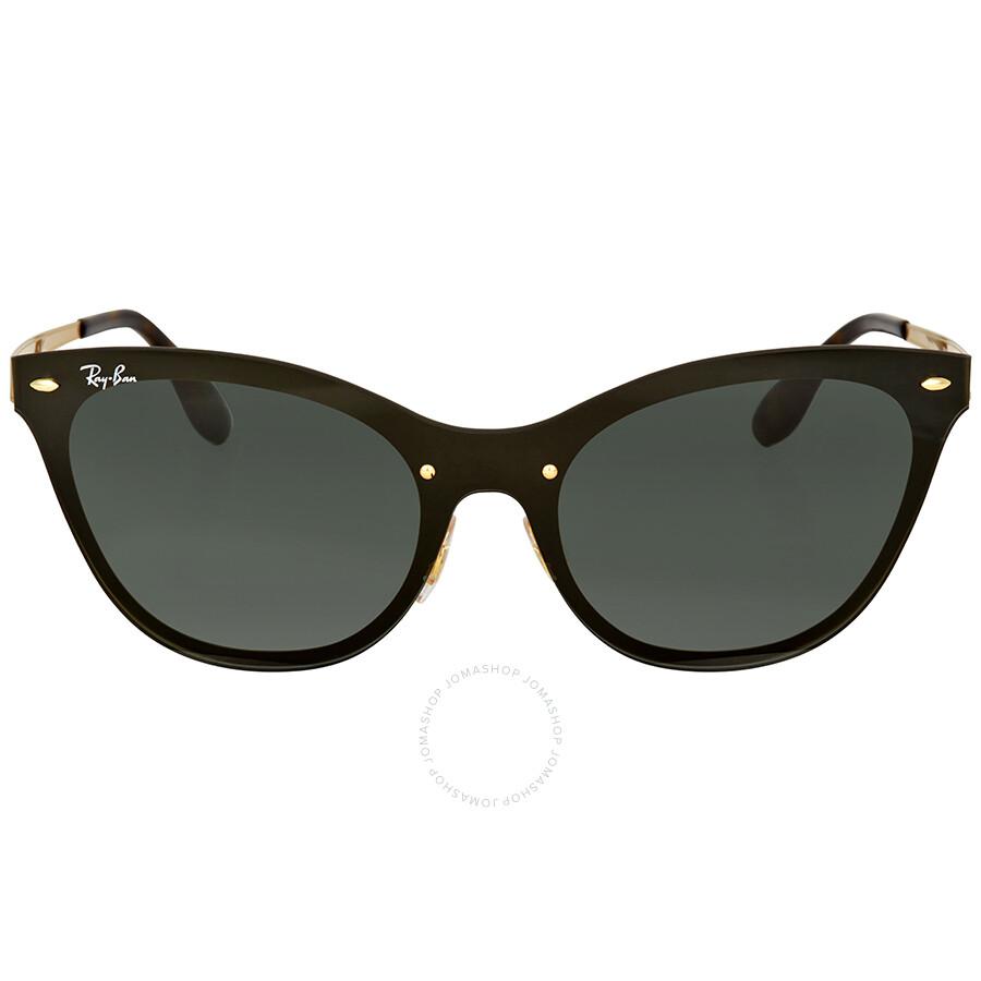 ced2d786c28 Ray Ban Blaze Green Classic Ladies Sunglasses RB3580N 043 71 43 ...