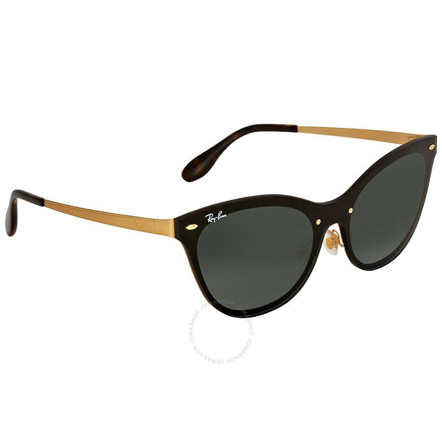 254c1514c0 ... Ray Ban Blaze Green Classic Ladies Sunglasses RB3580N 043 71 43 ...