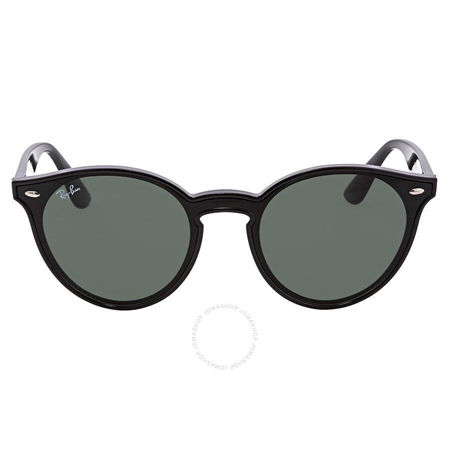 896279e2e8 ... Ray Ban Blaze Green Classic Round Sunglasses RB4380N 601 71 37 ...