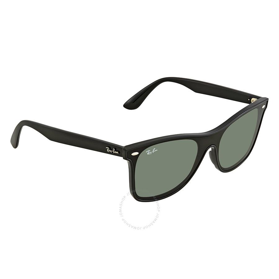 d1792fed07 Ray Ban Blaze Green Classic Wayfarer Sunglasses RB4440N 601 71 41 ...